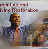 K. Divine Restoration and Anointing series